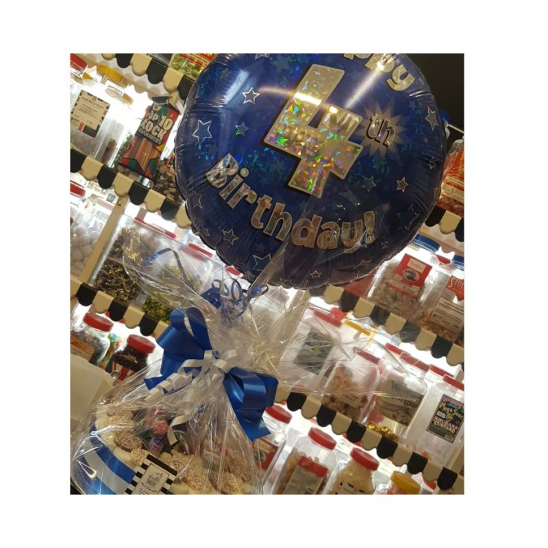 Gift - Sweetie Cakes with Balloon