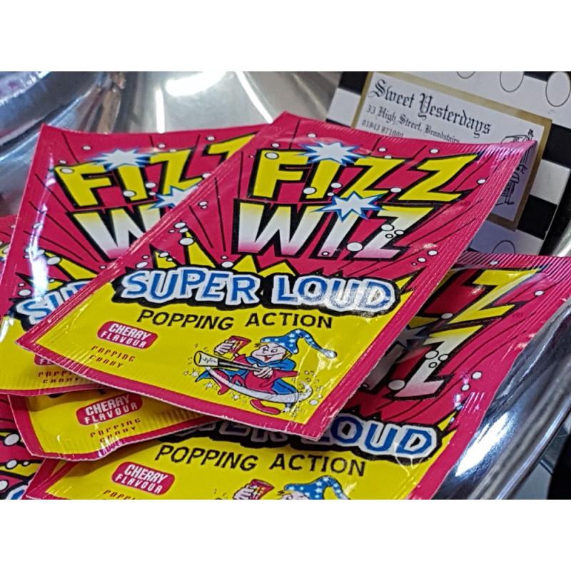 Fizz Whizz - Cherry