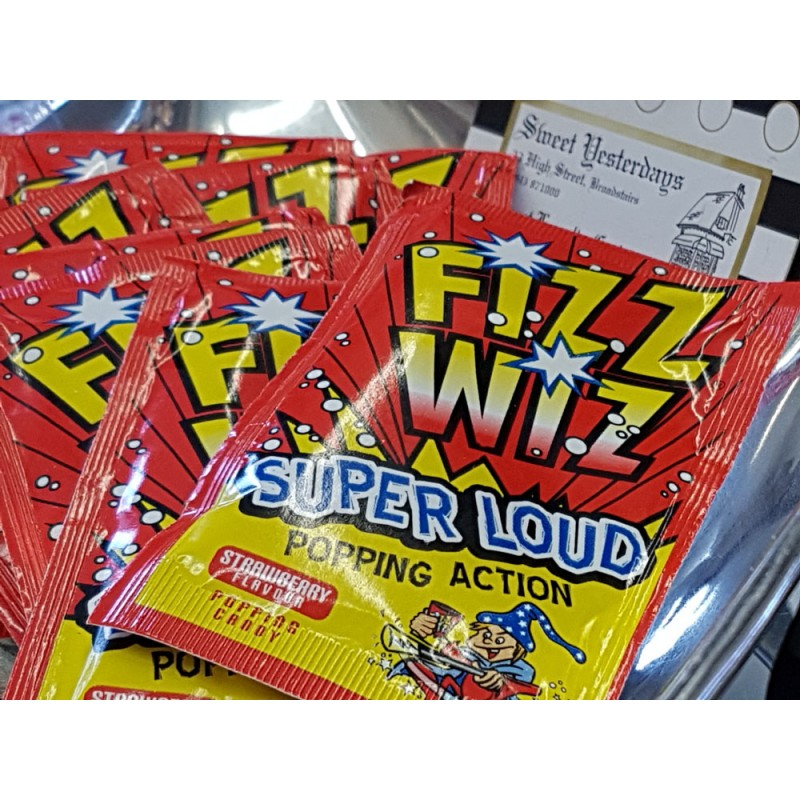 Fizz Whizz - Strawberry