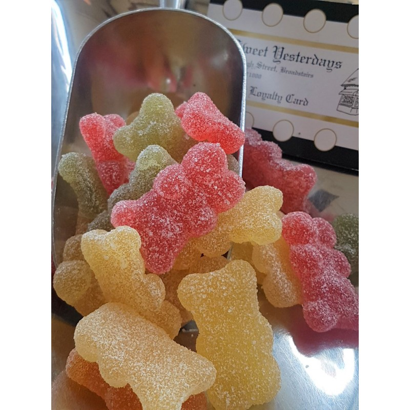 Pick & Mix - Fizzy Grizzly Bears