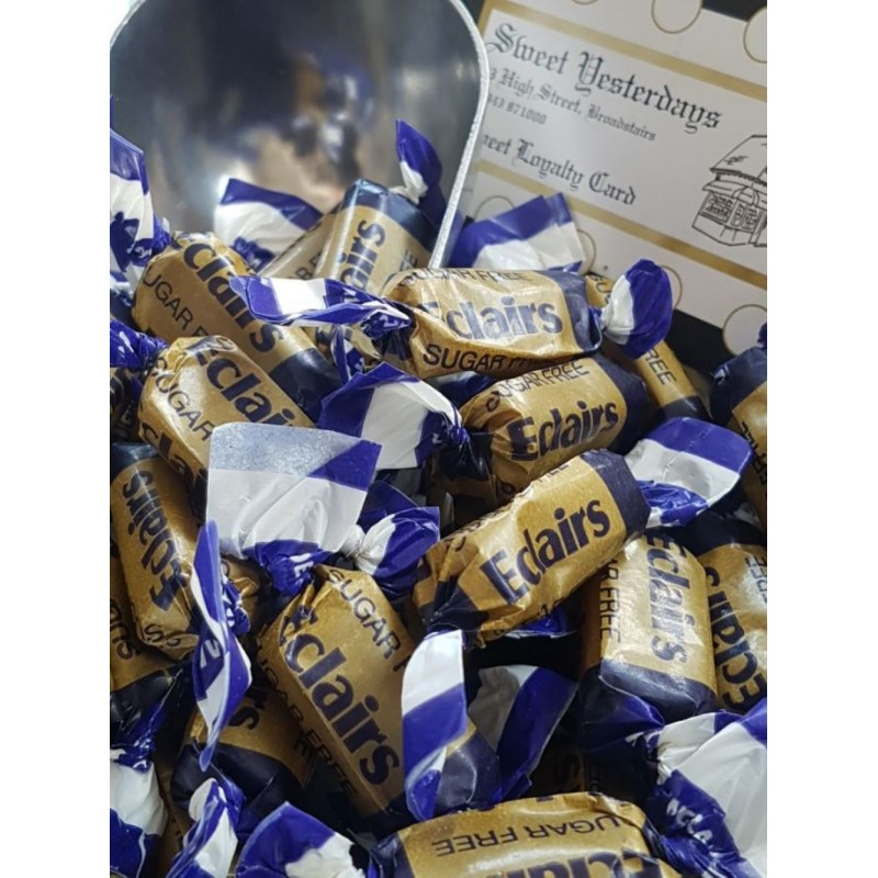 Sugar Free - Chocolate Eclairs  (S/F)