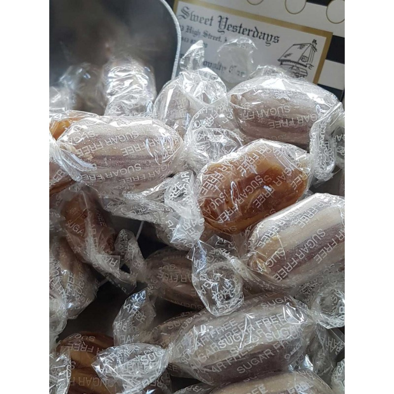 Sugar Free - Mint Humbugs  (S/F)