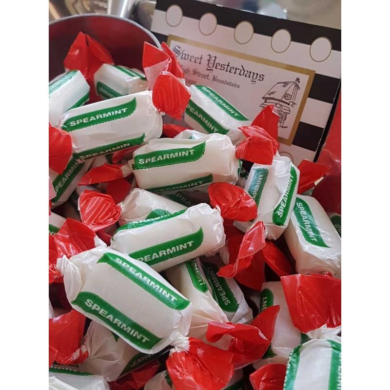 Sugar Free - Spearmint Chews  (S/F)