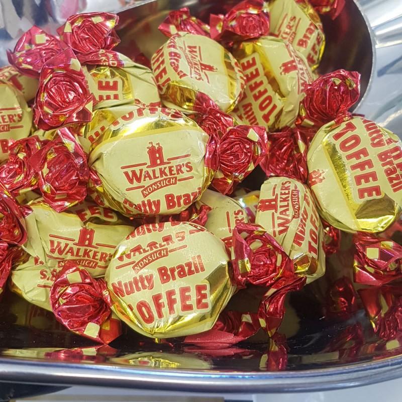 Toffee - Nutty Brazil